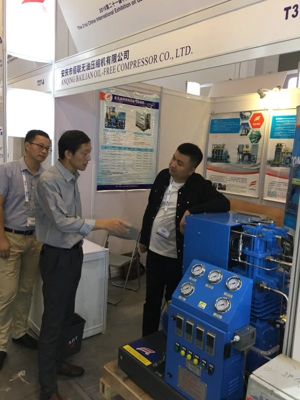 IG China, 2019 Industrial Gas Equipment Expo, стенд Bailian (6)